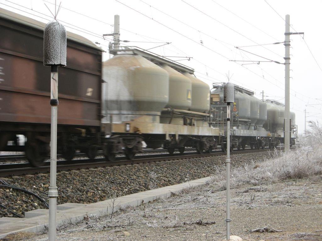 Bahnlärmmonitoring
